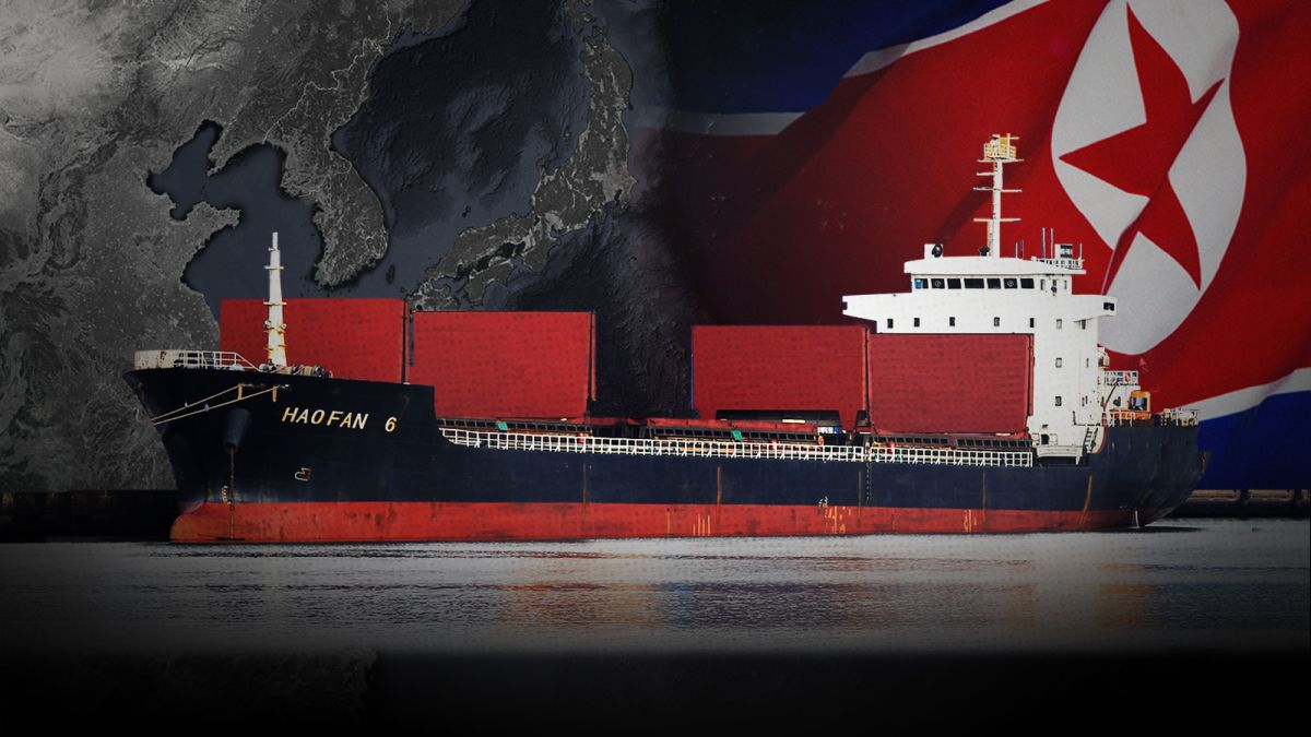North Korean shipping: How the United Nations punished the Hao Fan 6