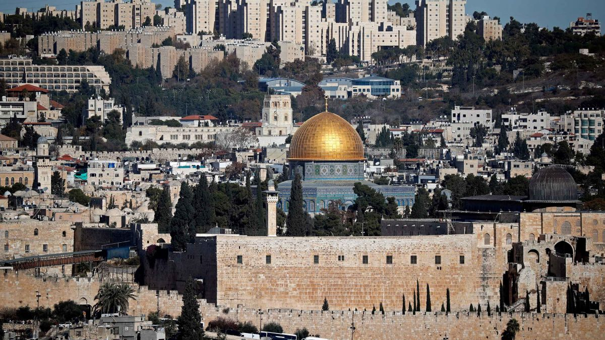 sale retailer a1ea5 3561c Why declaring Jerusalem capital of Israel is controversial - CNN