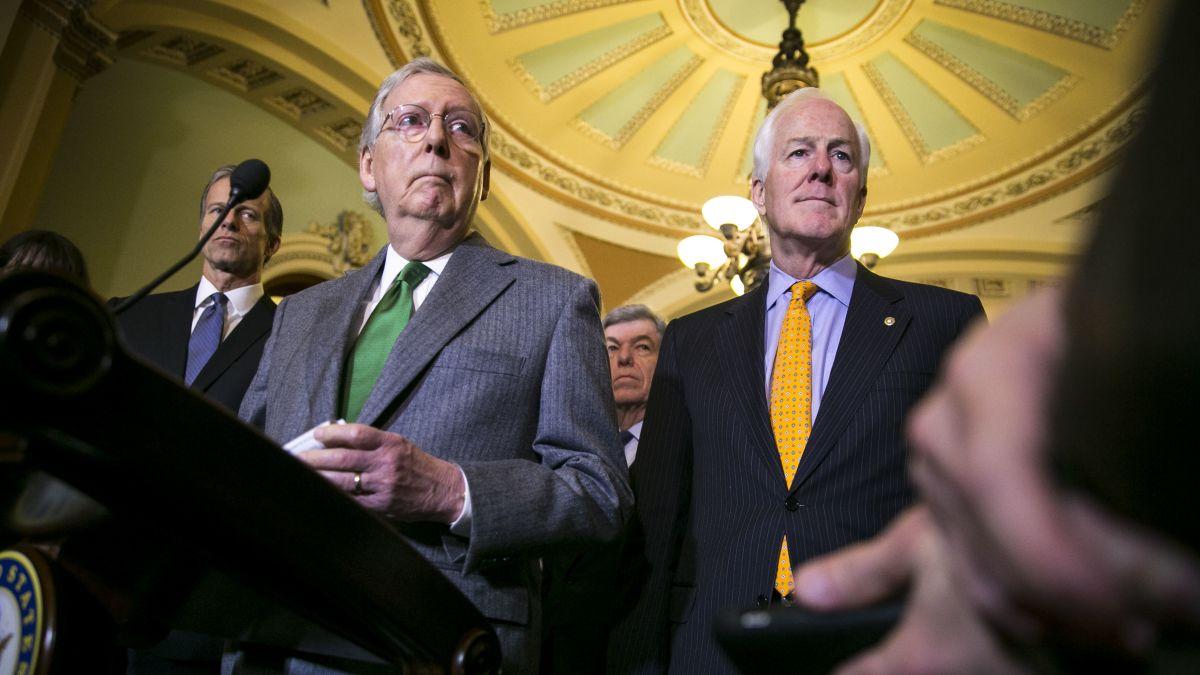 cnn.com - By Ted Barrett and Kristin Wilson, CNN - GOP blocks effort to rebuke Trump on Russia