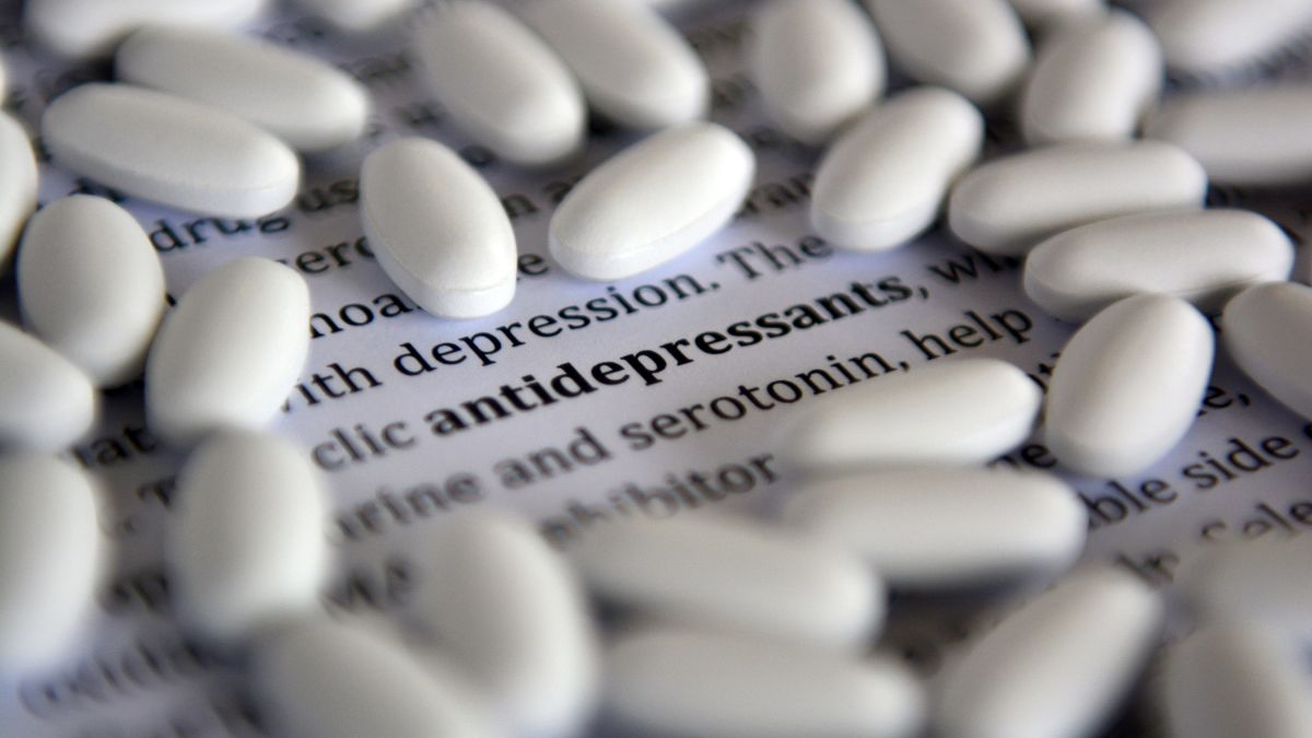 This Is Why A Third Of Antidepressants Are Prescribed For