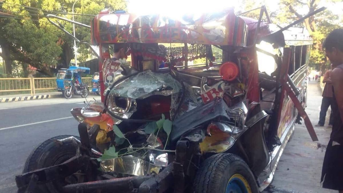 Christmas Jeepney.The Philippines Deadly Christmas Weekend Cnn