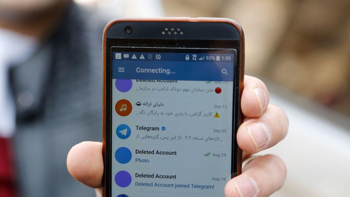 Iran threatens to shut down Telegram social media app - CNN