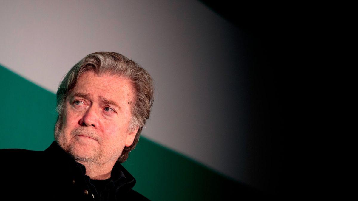 Bannon says White House told him to invoke privilege - CNNPolitics