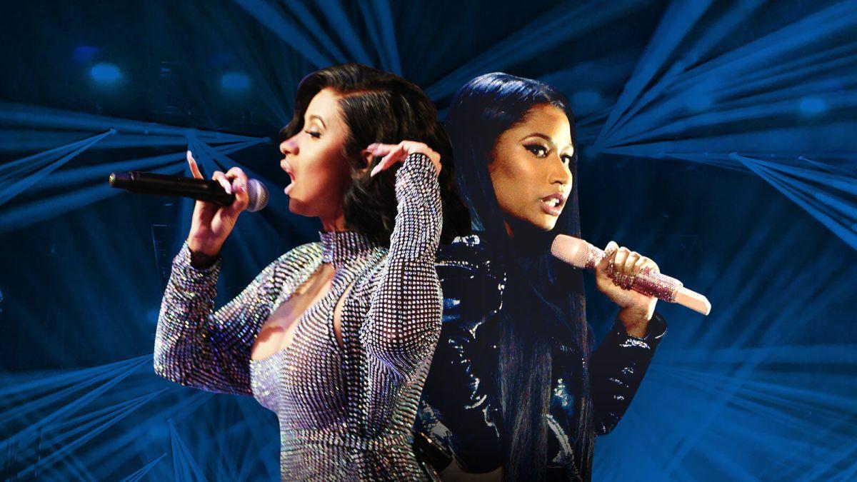 The sexism behind the Cardi B-Nicki Minaj debate
