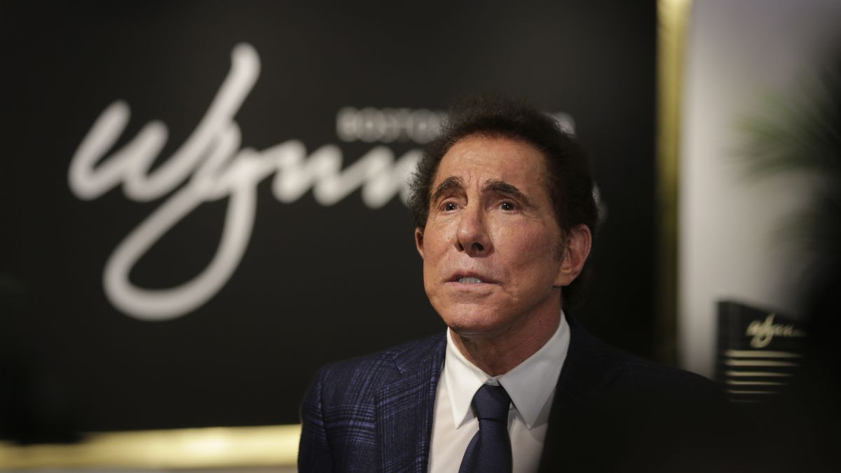 Steve Wynn employees: Tantrums, spit, fist-banging - CNN