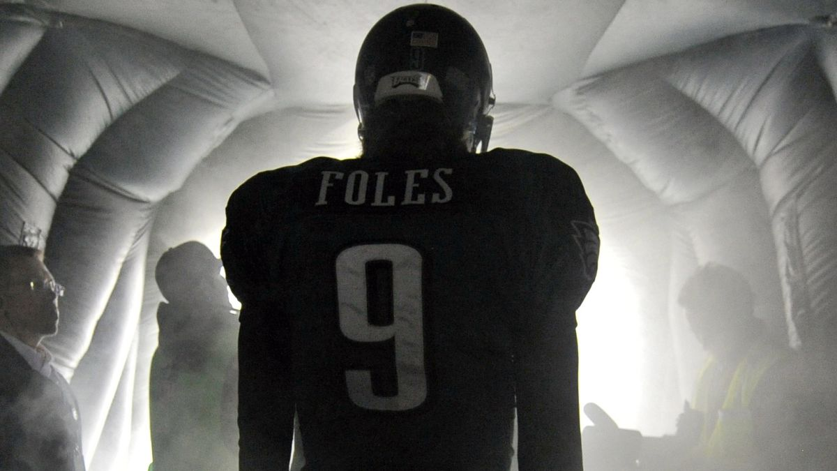 online store 38251 9b64a Nick Foles: From mulling retirement to Super Bowl LII QB - CNN