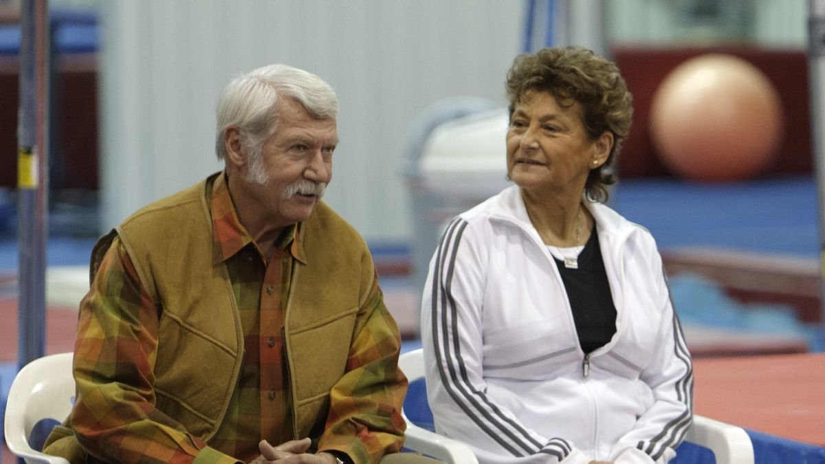 Legendary Gymnastics Coaches Bela and Martha Karolyi Face New Allegations of Abuse of Young Female Athletes in New Book