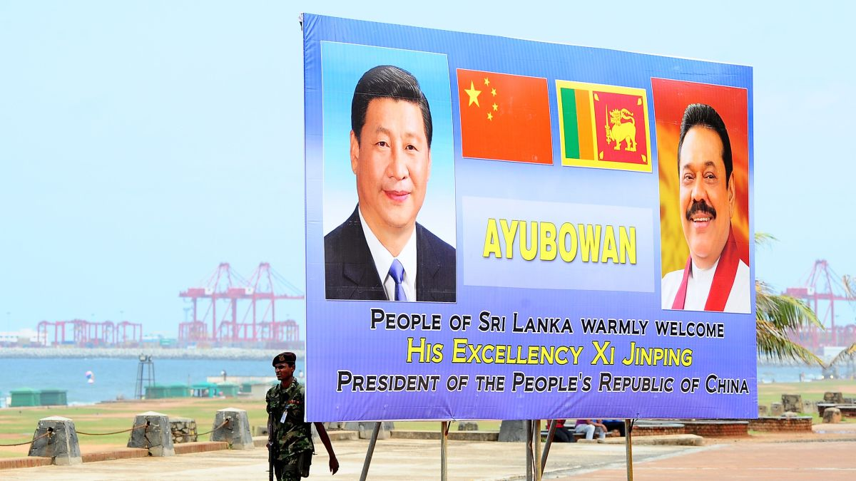 With Sri Lankan port acquisition, China adds another 'pearl' to its