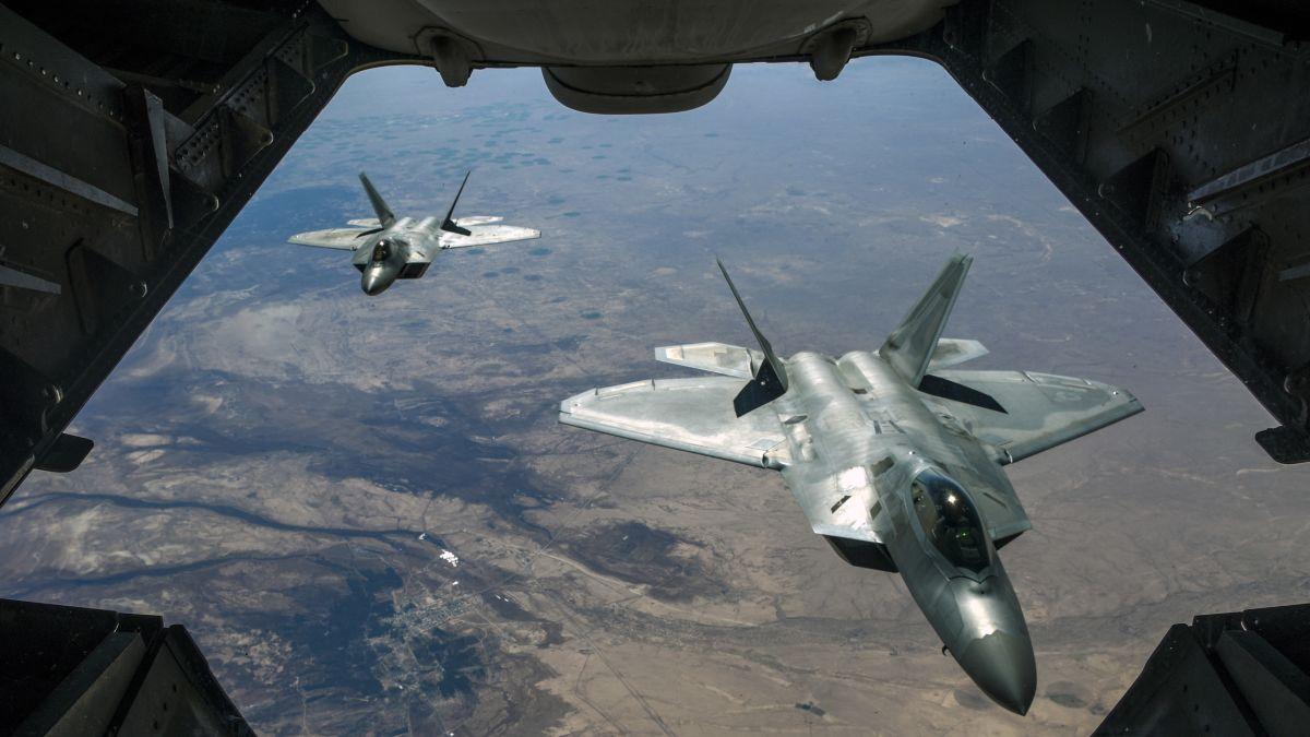Us Jets Intercept Russian Military Aircraft Off Alaskan Coast Cnnpolitics