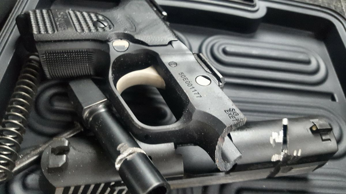 Some gun owners are getting rid of their weapons after the Florida