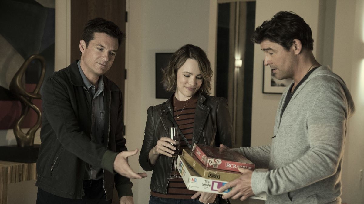Game Night Review Jason Bateman Rachel Mcadams Star Cnn