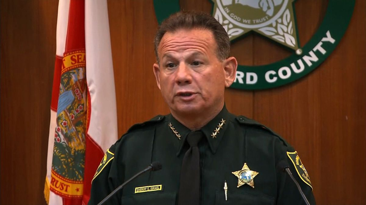 Sheriff says he got 23 calls about shooter's family, but