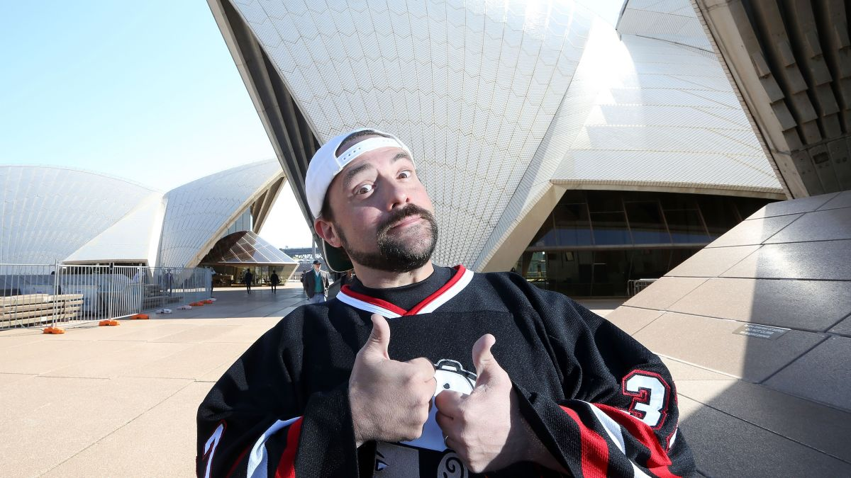Kevin Smith Has Lost More Weight Since Heart Attack Cnn