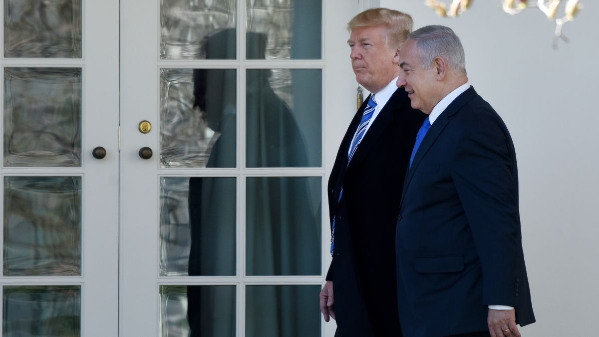 cnn.com - By Kevin Liptak, CNN  - Trump set to meet Netanyahu, providing boost ahead of Israeli elections