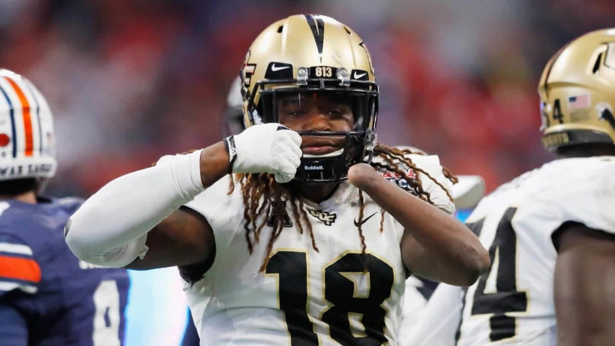 san francisco 0e8d1 9fd71 Seattle Seahawks draft Shaquem Griffin, a one-handed player ...