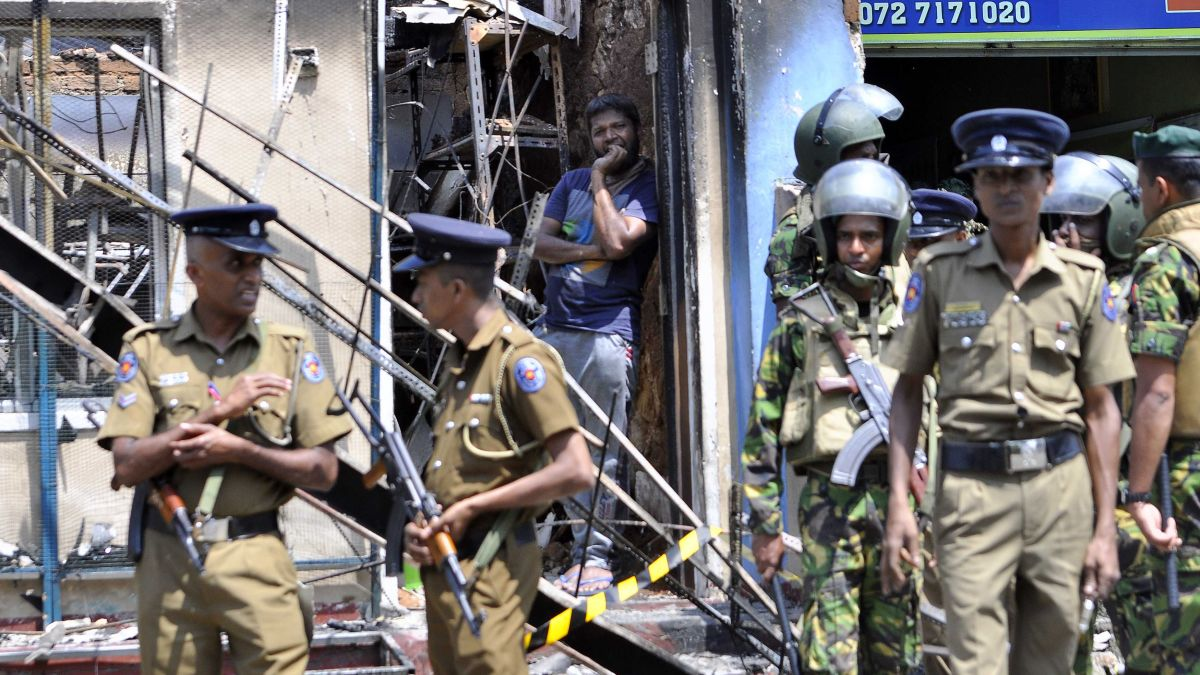 Sri Lanka declares state of emergency in wake of communal