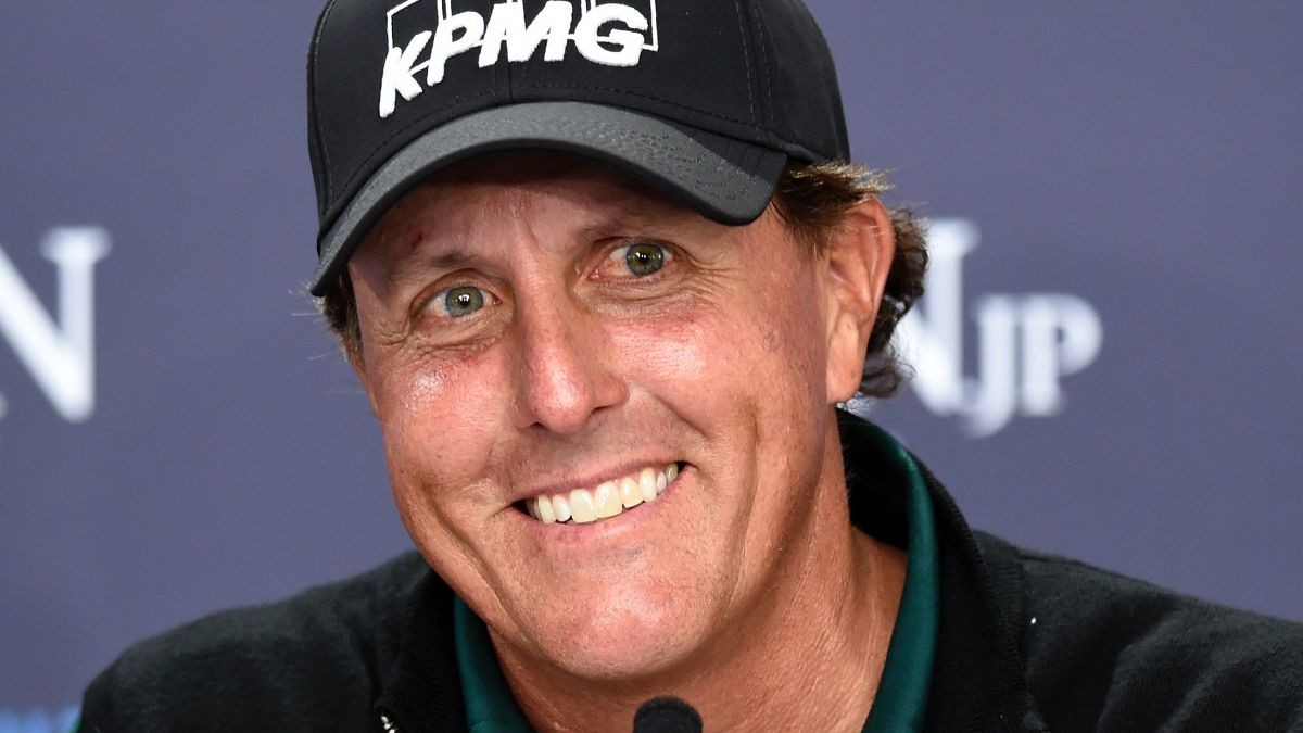 Phil Mickelson chasing fourth Masters and eyeing grand slam dream - CNN