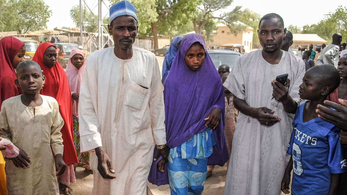 Nigeria: Most of schoolgirls kidnapped from Dapchi freed - CNN