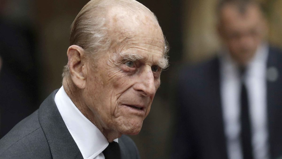 Prince Philip discharged from hospital after hip surgery - CNN