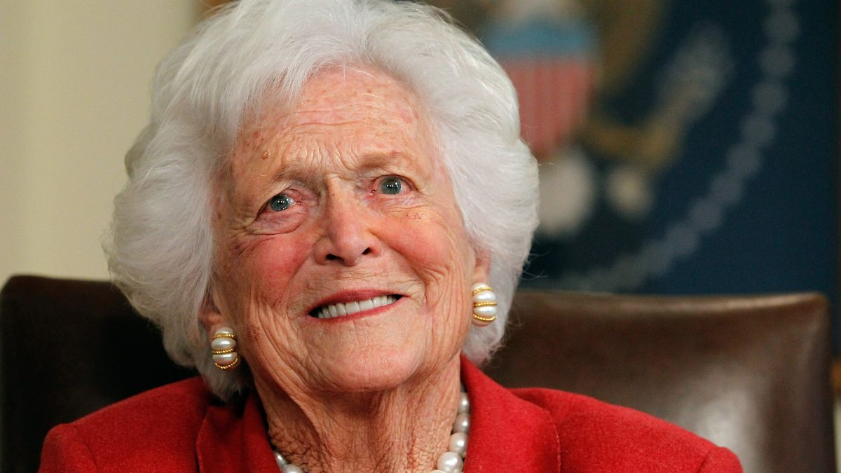 Image result for Ex-Secret Service agent: Barbara Bush's code name was absolutely perfect