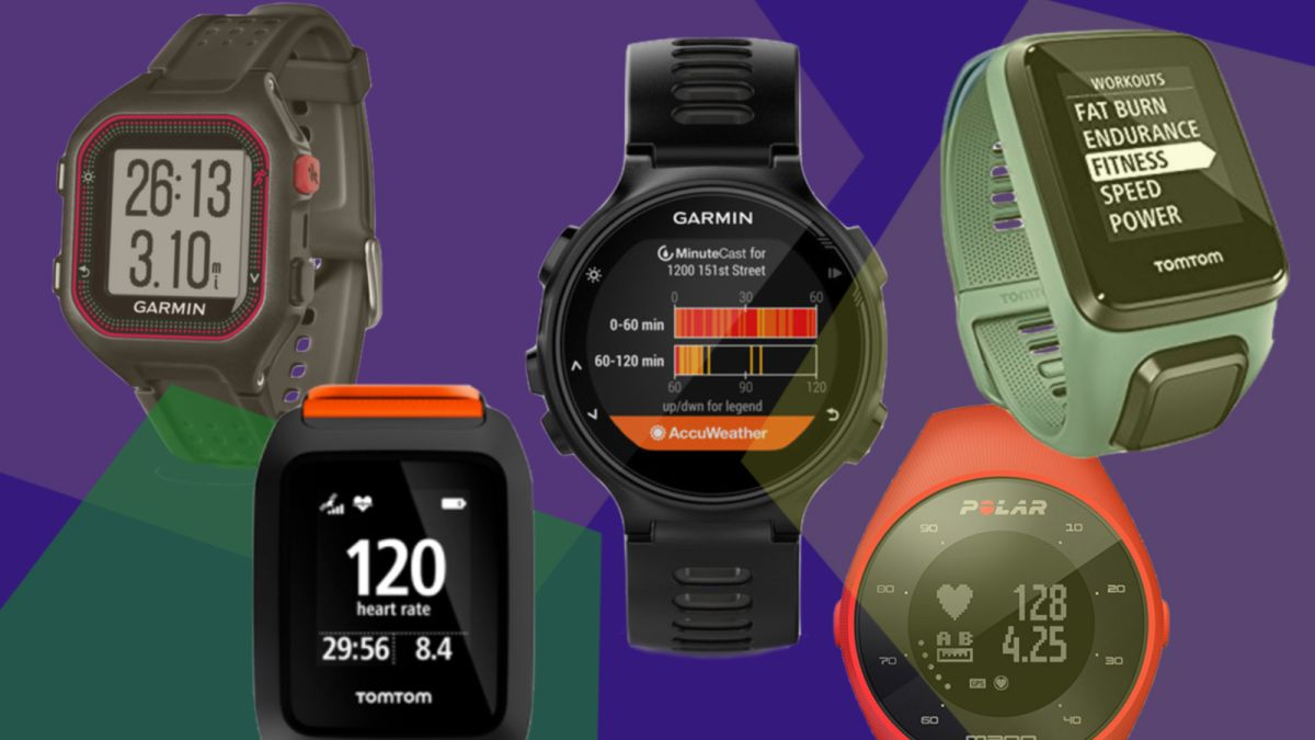Best running watches: Your guide to buying a GPS or basic
