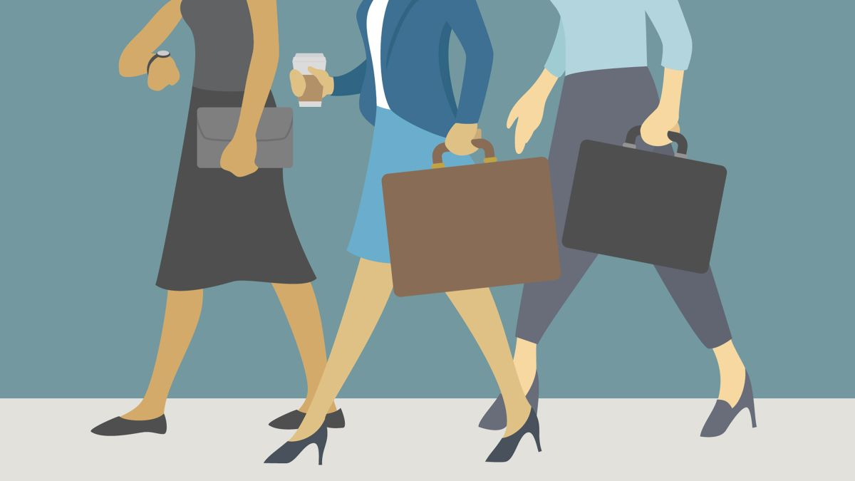 cnn.com - By Leonora Risse, The Conversation - Women have to work harder to be promoted
