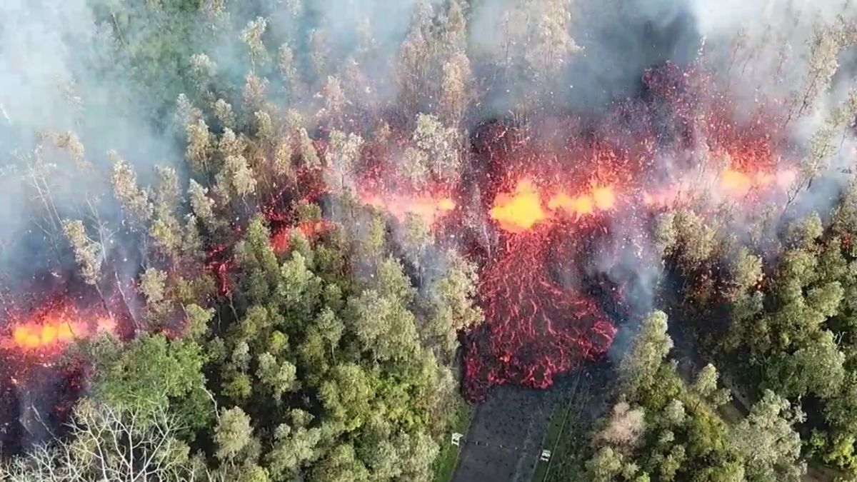 Image result for Volcanologist: Why live near Hawaii's volcano