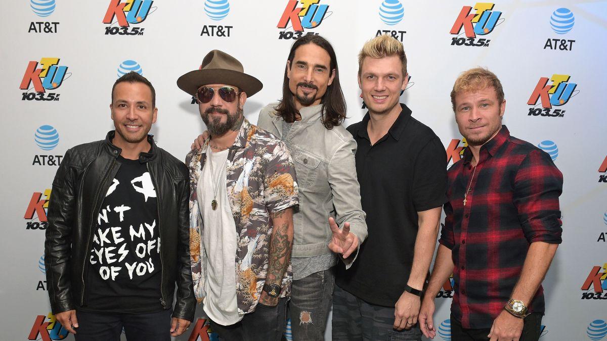 Backstreet Boys New Album 2020 Backstreet Boys are back with a new album and tour   CNN