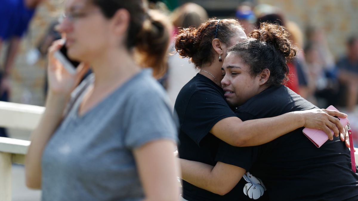 Mother of victim says alleged Texas school shooter asked her