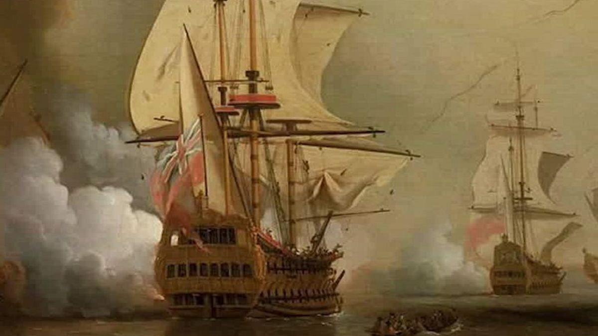 Colombia Treasure Ship