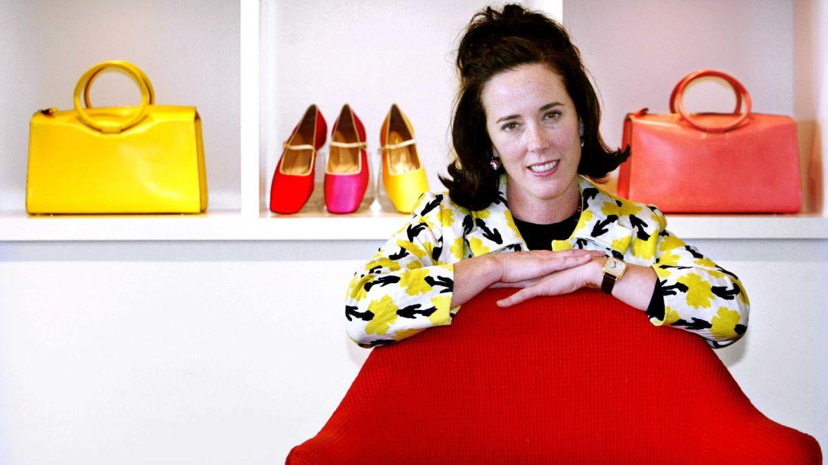 Kate Spade Fashion Designer Found Dead In Apparent Suicide Cnn