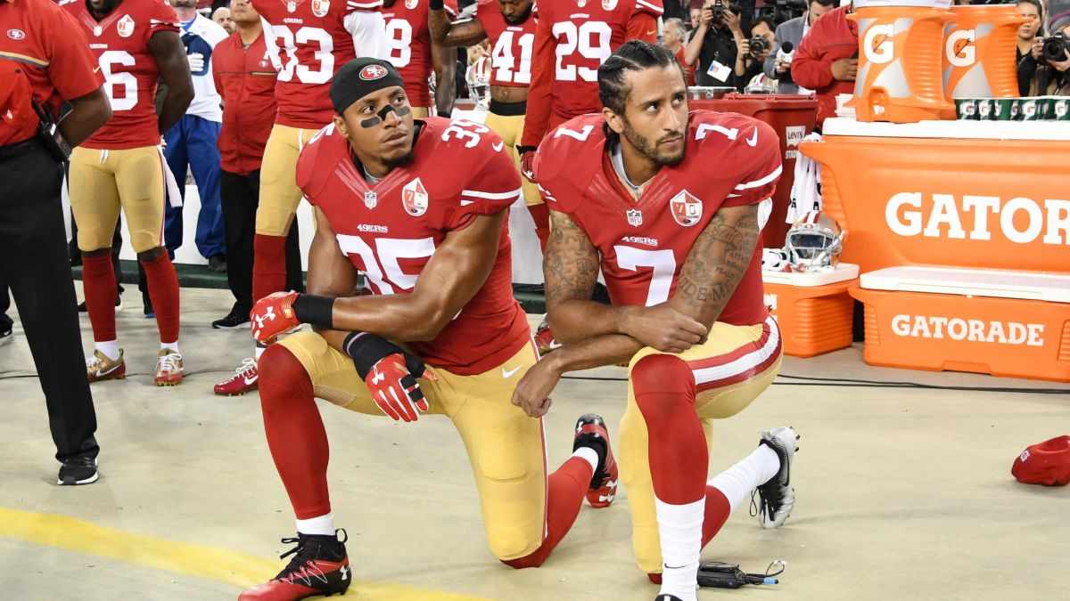 reputable site 52663 40887 Eric Reid signed by Carolina Panthers - CNN