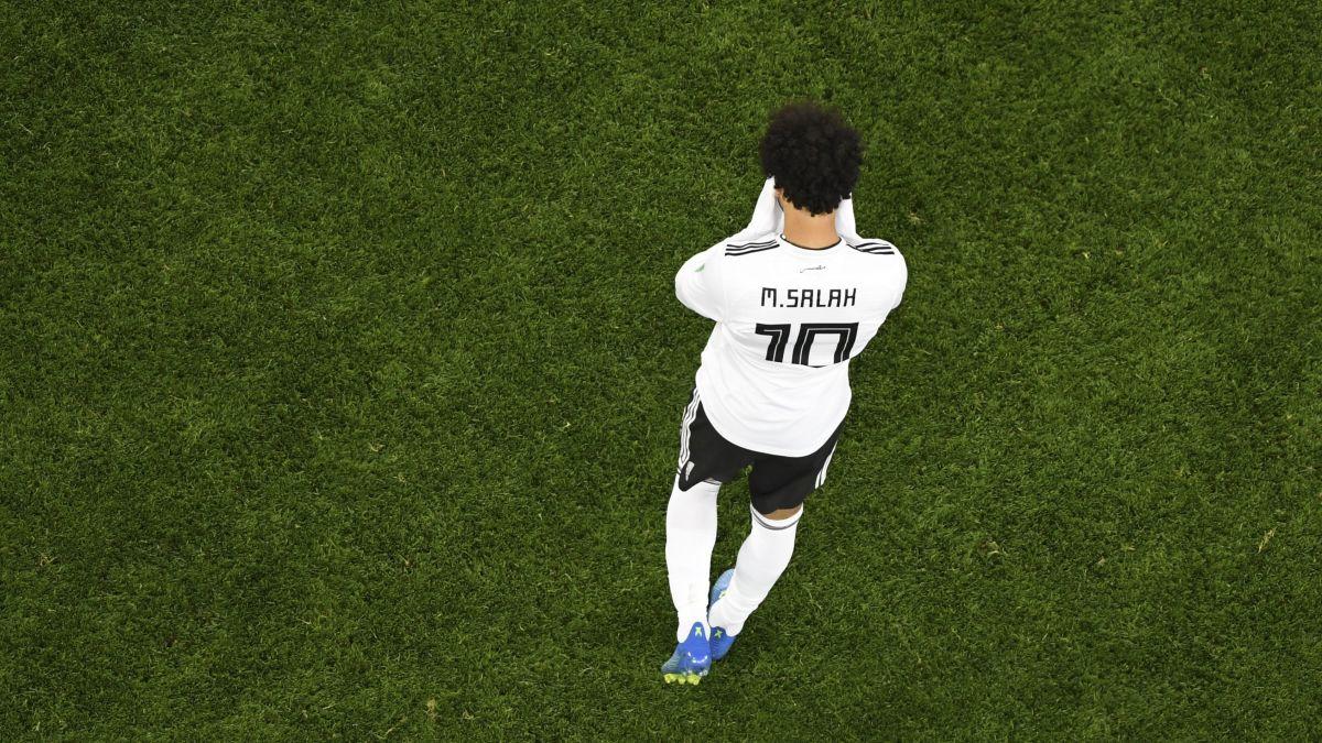 hot sale online ef3af 509c1 Mo Salah considering quitting Egypt national team - CNN