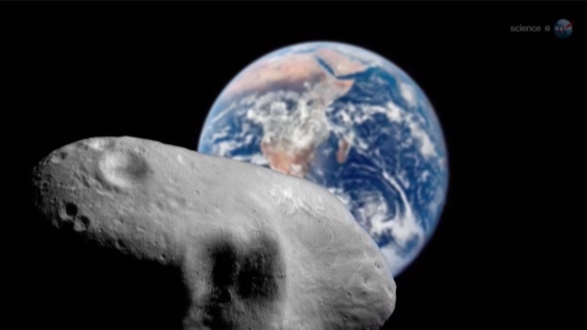 NASA, FEMA are practicing what to do if asteroid hits Earth