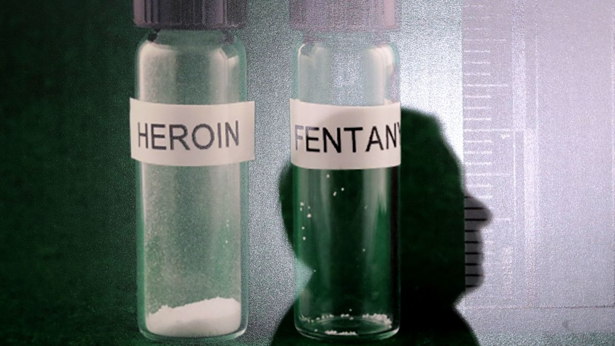 China announces new crackdown on fentanyl in win for US
