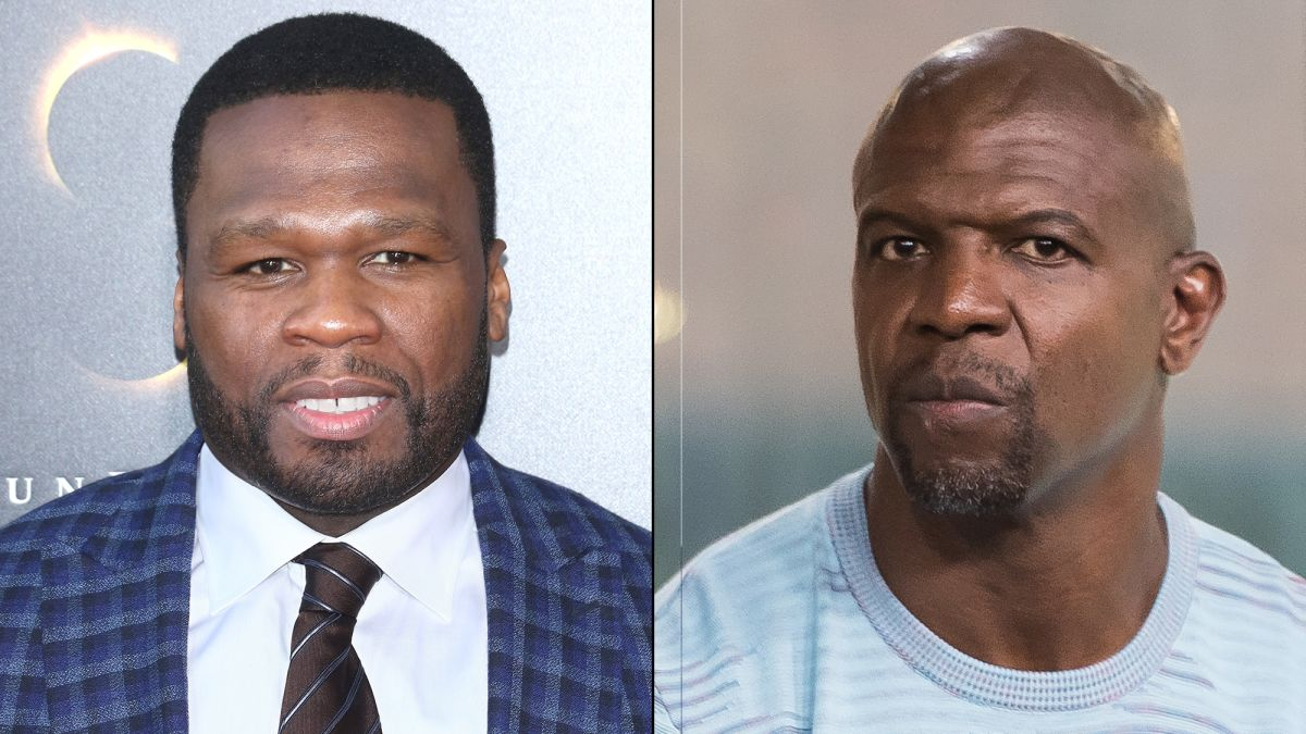 50 Cent faces backlash for mocking Terry Crews for his