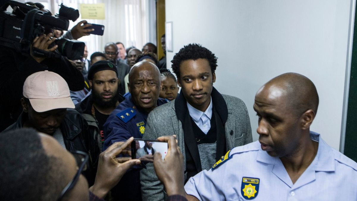 Jacob Zuma Son Duduzane Charged With Corruption Cnn