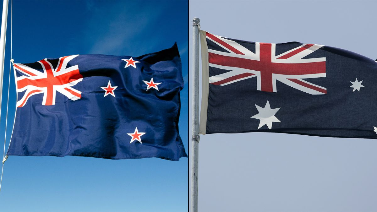 New Zealand Tells Australia Stop Copying Our Flag Cnn