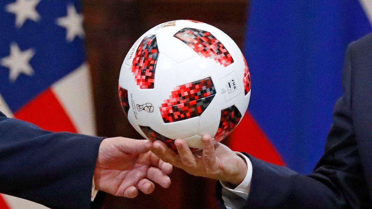 Vladimir Putin may have given Trump a soccer ball with a transmitter chip    CNN Politics