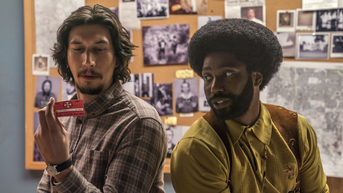 Image result for Spike Lee connects past to urgent present in 'BlacKkKlansman'