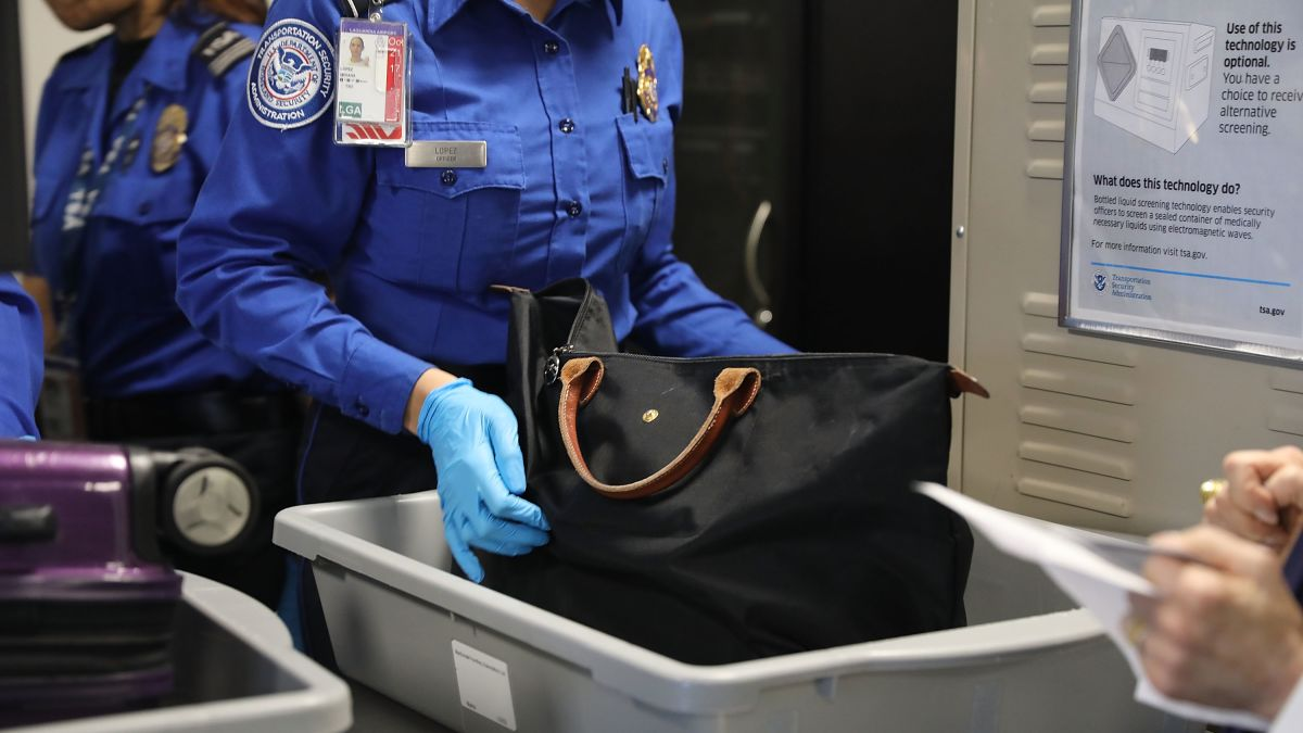 CNN exclusive: TSA considering eliminating screening at