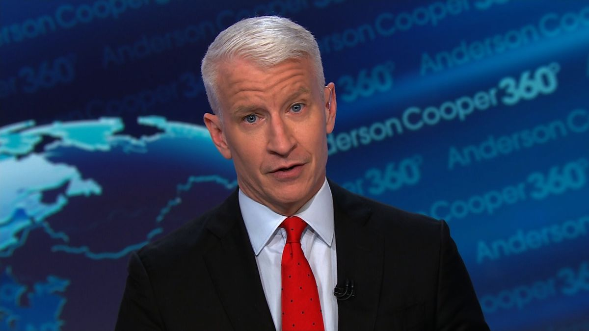 cnn.com - By Amir Vera, CNN - Anderson Cooper debunks Trump Jr.'s fake news claim on live television