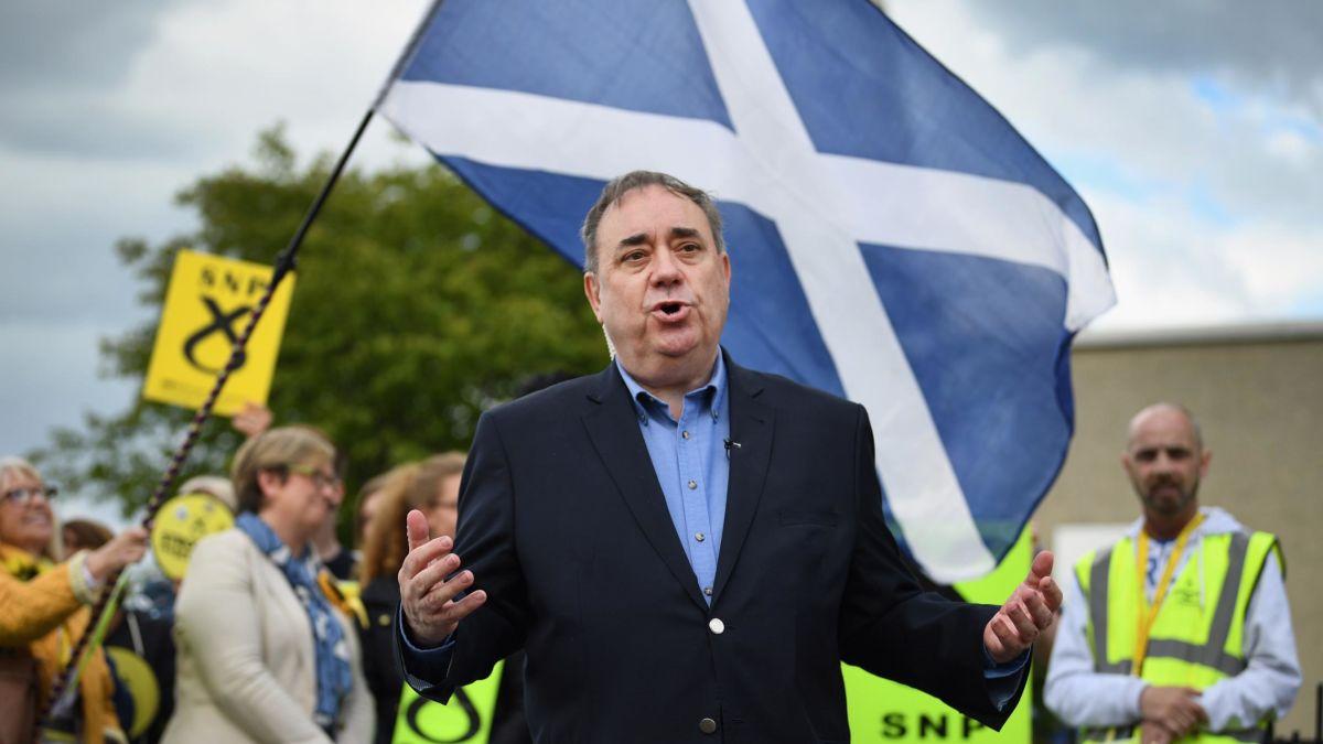 Denuncias de abuso sexual enlodan al Partido Nacionalista Escocés