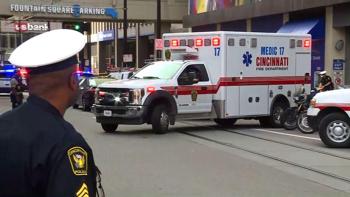 Cincinnati shooting: 3 killed, suspect dead, police chief