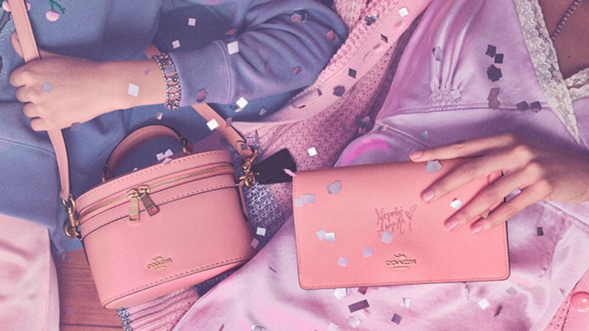pretty nice 29da9 f9389 Selena Gomez's Coach collection features cool handbags, iPhone cases ...