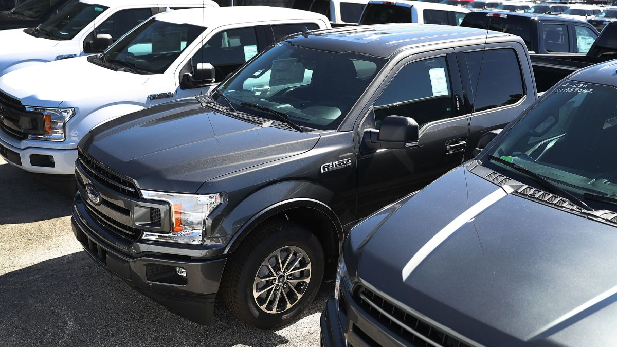 Ford F 150s About 2 Million Trucks To Be Recalled Due To