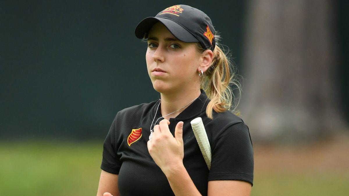 cnn.com - By: CNN - Celia Barquín: Tributes pour in for European golf champion