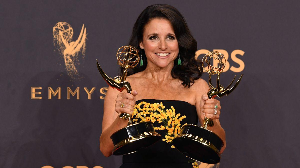 Julia Louis Dreyfus Could Make More Emmy History Cnn