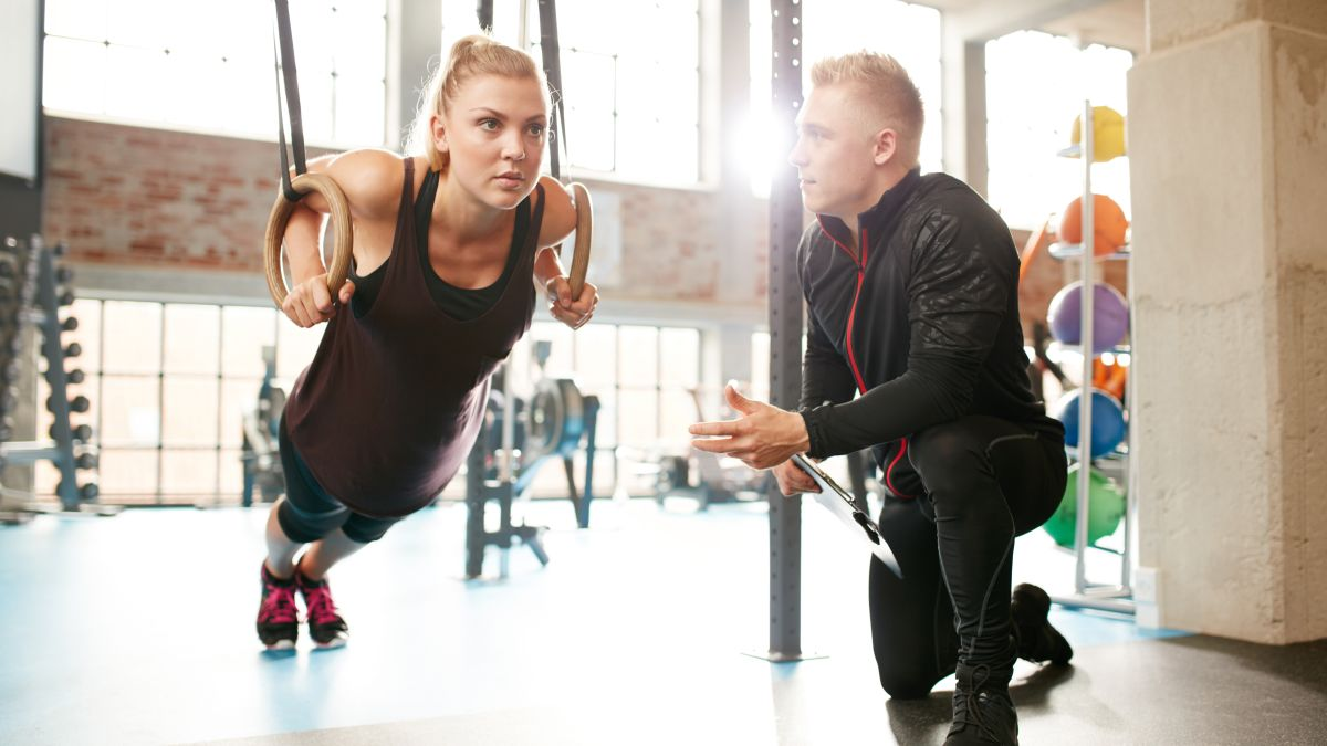 Personal Trainer Certification How To Get Ace Fitness