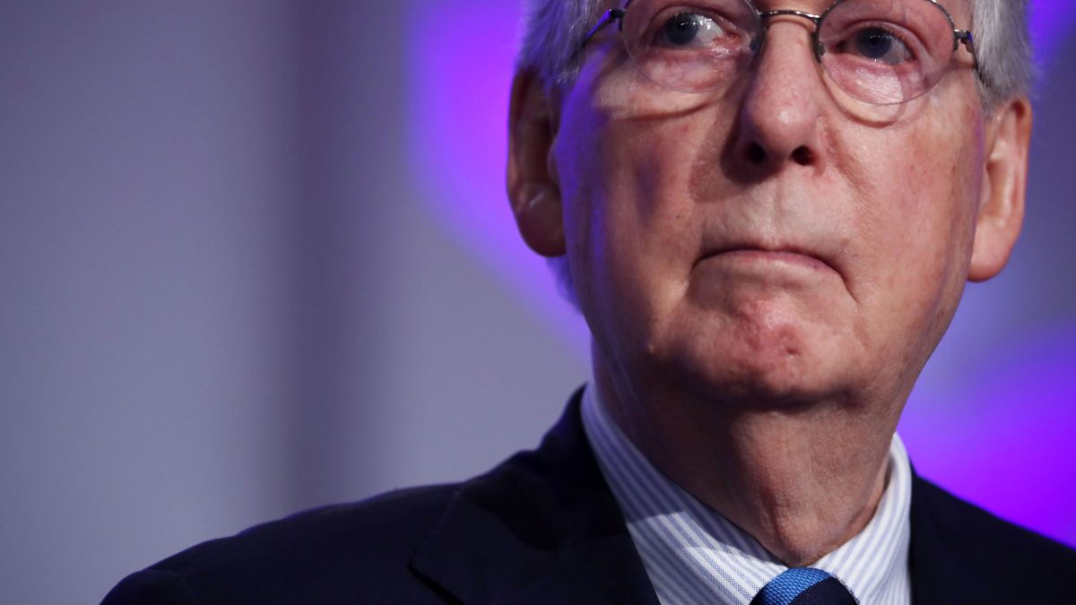 Mitch McConnell's outrageous hypocrisy on a Supreme Court vacancy